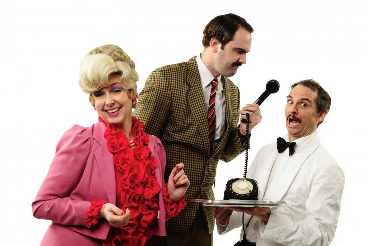 Faulty Towers The Dining Experience at the Petwood