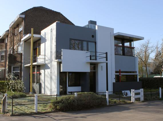 The First Modern Home